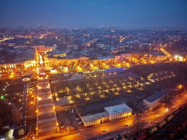 Где в Одессе отключат свет 5 января