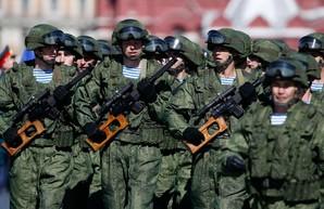 Повышенная угроза вторжения России в Украину в 2021 году