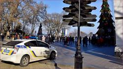 В Одессе митинговали против повышения коммунальных тарифов