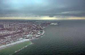 На Одессу идет похолодание с мокрым снегом
