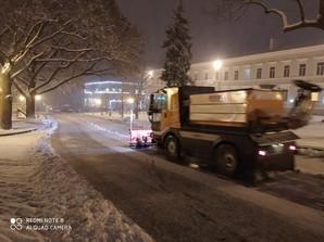 Дороги Одесской области заваливает снегом