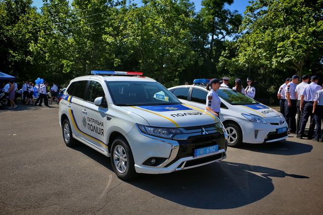 Административная реформа: переформировали структуру полицейских управлений в Одесской области