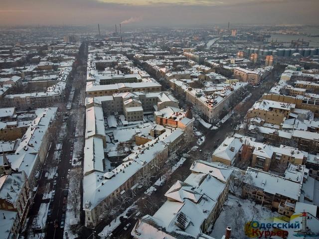 """В Одессе взялись за """"паспортизацию"""" жилых домов"""