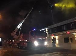 В Одессе сгорел жилой дом с отелем: погибли два человека