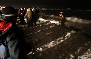 В Одессе будут Крещенские купания в море