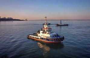 В портах под Одессой и в Николаеве СБУ прекратила работу российских буксиров