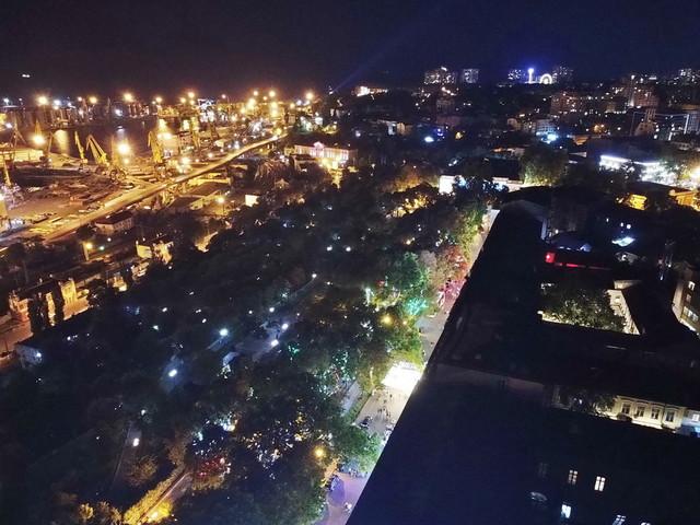 В Одессе отключают свет 21 января