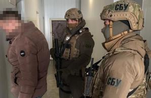 В Одесской области СБУ задержала боевика луганских сепаратистов