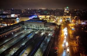 Вокзал Одессы стал третьим в Украине по пассажиропотоку