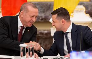 Российская пропаганда рисует террористические угрозы от Турции и Украины