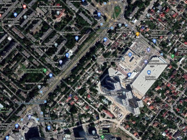 В Одессе создадут новый сквер в память об убитых немецкими оккупантами людях