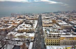 В Одессе ожидается штормовая и ветреная погода
