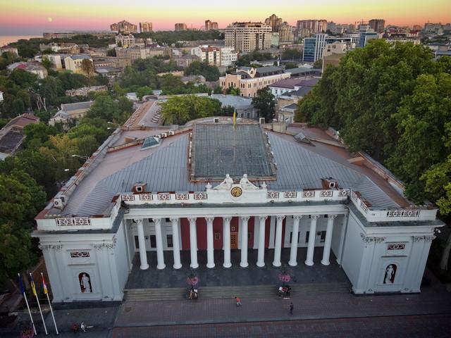 Четыре объекта в Одессе хотят реставрировать за государственный счет