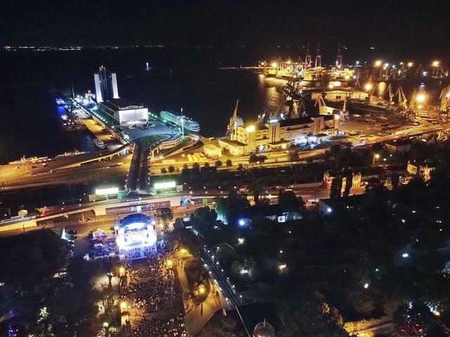 В Одессе отключают свет 27 января