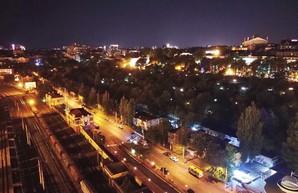 Где в Одессе отключают свет