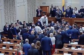 Одесский облсовет соберется на внеочередную сессию 2 февраля ради тарифов