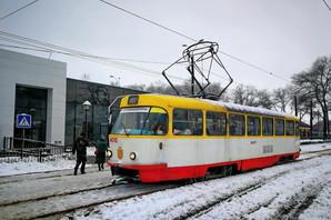 В Одессе запустили почти весь электротранспорт