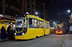 Одесско-днепровская компания выполнила контракт на поставку трамваев в Египет