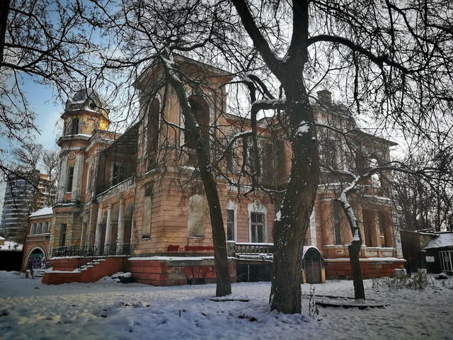 В Одессе пытаются застроить дачу Маразли: хронология событий