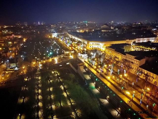 Где в Одессе 2 февраля отключат свет