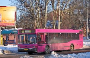 Как в Одессе будут ходить автобусы для пассажиров с ограниченными возможностями в феврале