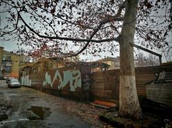 Руины Деволановского спуска в Одессе продолжают рушиться (ФОТО, ВИДЕО)
