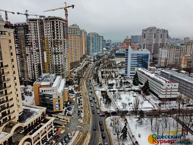 В Одессе меняют зонинг: что и как можно строить