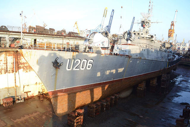 В Одессе может появиться военно-морской музей