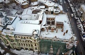 Реставрация дома Либмана в Одессе затормозилась: ищут нового подрядчика