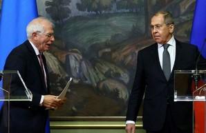 Опрометчивый визит Борреля в Россию показал стабильную невменяемость Москвы