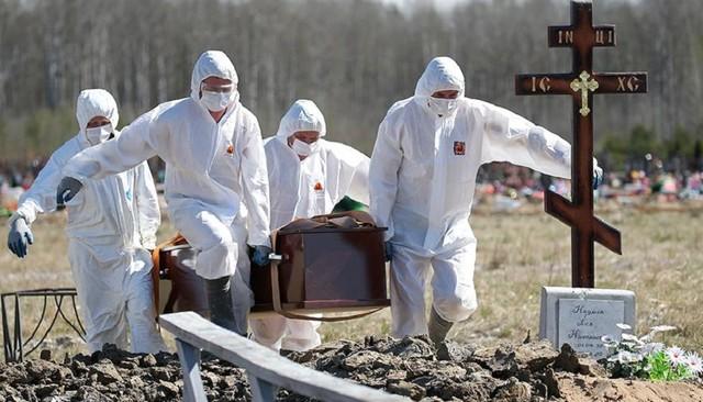 Официальная статистика по коронавирусу в России – большая ложь, большими жертвами