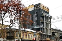 Суд узаконил построенную в Одессе высотку по проекту Безчастнова