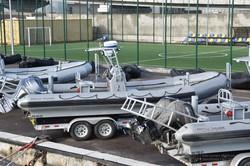ВМС Украины в Одессе получили американские лодки