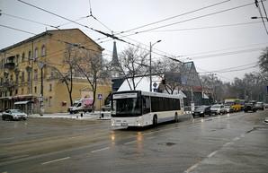 В Одессе снова обещают непогоду