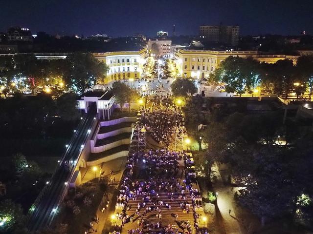 Отключения света в Одессе 11 февраля