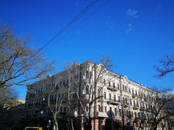 Одесса в короткий солнечный момент февраля (ФОТО)