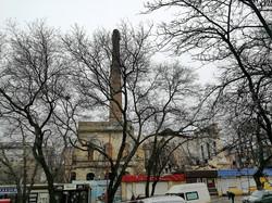 В Одессе рушится старинное здание женской гимназии (ФОТО, ВИДЕО)