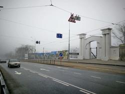 Одессу окутал очень густой туман (ФОТО)