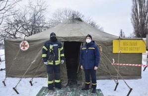 В Одесской области открыли пункты обогрева