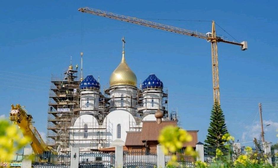 Храм российской разведки в Лемасоле
