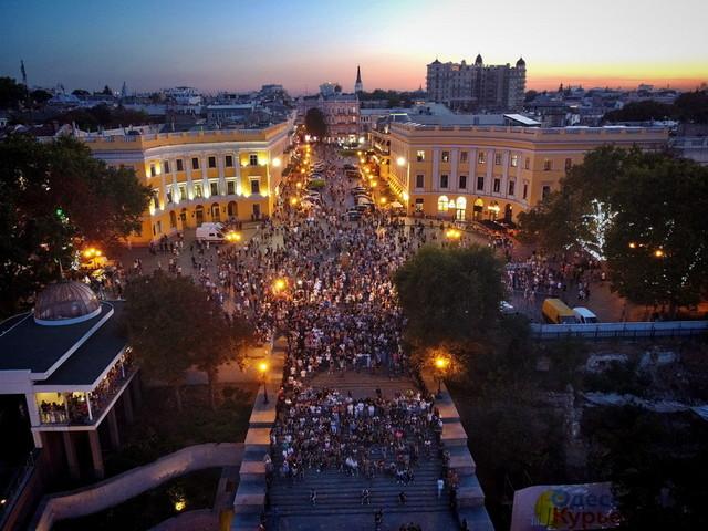В Одесской области уменьшилось население