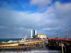 Как выглядит Одесса в февральские морозы (ФОТО, ВИДЕО)