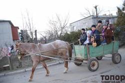В Болграде отметили традиционный день Трифон Зарезан (ФОТО)