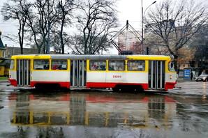 Одесский электротранспорт сократил объем перевозок в 2020 году почти на треть