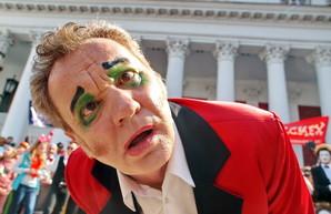 Фестиваль клоунов в Одессе перенесут с апреля на лето