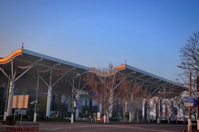 В Одессе сообщили о заминировании аэропорта