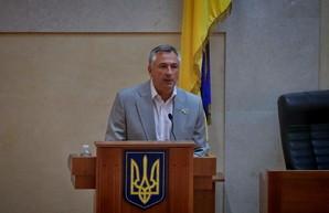 Заместитель председателя Одесского облсовета называет Майдан государственным переворотом