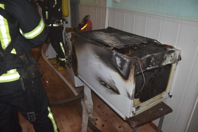 В Одессе был небольшой пожар в роддоме