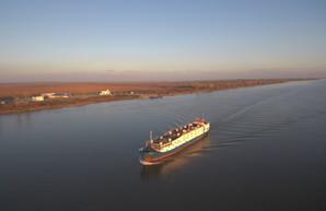 Одесский облсовет озаботился судьбой Дунайского пароходства