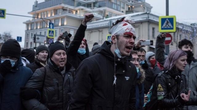 Российские спецслужбы могут осуществить кровавую провокацию к очередной акции в поддержку Алексея Навального